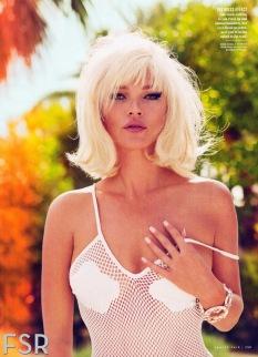 MBM Dec Kate Moss channels BB for Vanity Fair December 2012