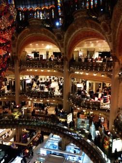 Les Halles de Galeries Lafayette
