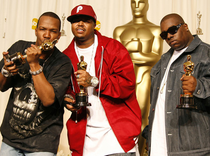 Three 6 Mafia Win 2006 Oscar for Best Original Song